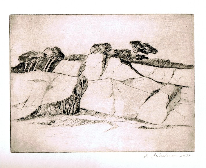 Felsenküste 2
