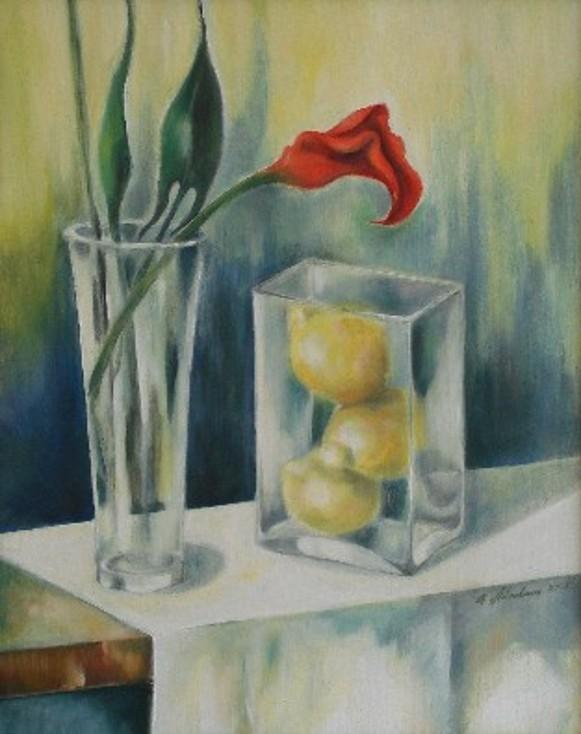 Zitronen im Glas 2