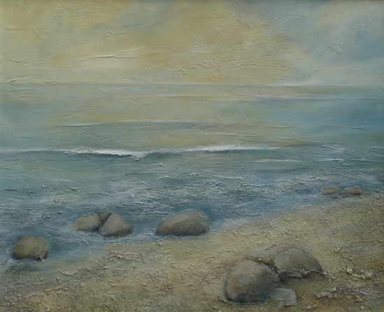 Steine am Strand I