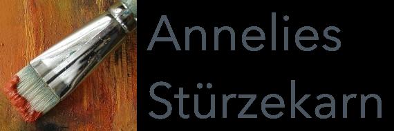 Logo der Annelies Stürzekarn-Website